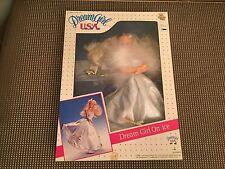 1986 DREAM GIRL USA Doll ~   Dream Girl on Ice ~  Ben Cooper Toys ~ NEW IN BOX
