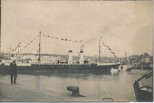 DIEPPE c. 1900 - Bateau Paquebot Seine-Maritime - 5