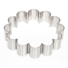 """Ateco Stainless Dahlia Cutter 3-3/4"""""""