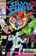 Silver Surfer #58 Early-November 1991 Marvel Comic Book (NM)
