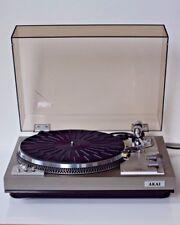Vintage AKAI AP-206C turntable, excellent condition!