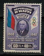 Haiti #CB1 1939 MNH