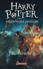 Harry Potter y el Misterio Del Principe (Harry 06) by J. K. Rowling (2015,...