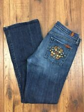 7 for all Mankind Jeans .. Bootcut Jeans Size 29
