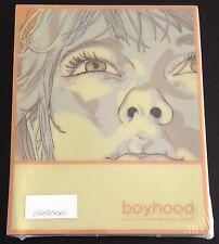 BOYHOOD Blu-Ray SteelBook Mondo Variant Numbered /2000 Best Buy Canada Very Rare