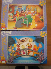 Lot de 2 puzzles Winnie 100 p