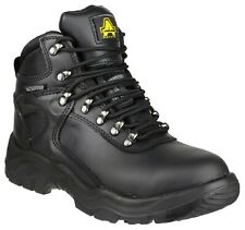 Amblers FS218 S3 black waterproof steel toe/midsole safety work boot
