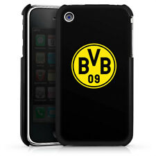 Apple iPhone 3Gs Premium Case Cover - BVB Schwarz