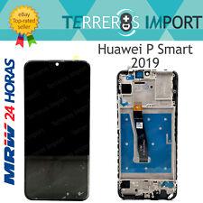 Pantalla LCD Huawei P Smart 2019 Con Marco POT-LX1 LX2 LX3 Calidad Original