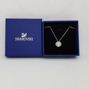 Swarovski Angelic Halskette, Kette, weiß, rhodiniert Necklace 1081938