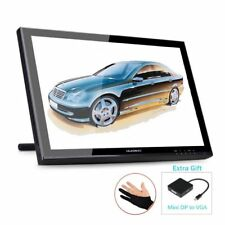 "Graphics Monitor Tablet Huion GT-190 19"" 5080LPI Digital Pen For Art Drawing US"