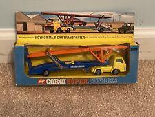 CORGI SUPER JUNIORS # 2002 HOYNOR MK.11 CAR TRANSPORTER