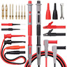 Bionso 21-Piece Multimeter Leads Kit, Professional and Upgraded Test Leads Set