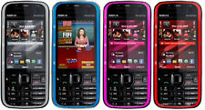 "Original Nokia 5730 XpressMusic 5730XM 3G Wi-Fi Bluetooth GPS 2.4"" Slider Phone"