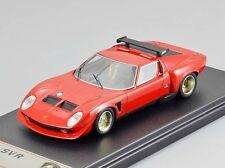 Lamborghini Miura Jota SVR red 1:43 FrontiArt F002-06