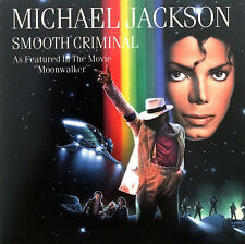 "Michael Jackson ‎Maxi CD 3"" Smooth Criminal - Europe (M/M)"