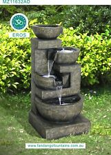EROS WATER FEATURE AMAZING WATER DROP OUTDOOR FOUNTAIN NEW FAST DELIVERY