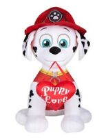 Greeter Stuffed 20 inches tall PAW PATROL MARSHALL by Gemmy Industries NWT