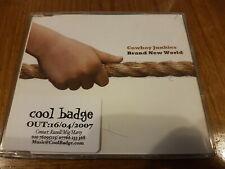Cowboy Junkies - Brand New World Promotional CD Single