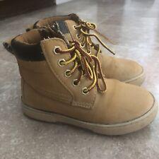 ef09fd122 Eddie Bauer Toddler Boys Brown Outdoor Boots Size 9