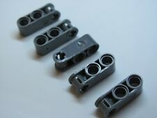 LEGO 42003 @@ Technic, Axle and Pin Connector (x4) @@ 7659 7670 8043 8436 10178