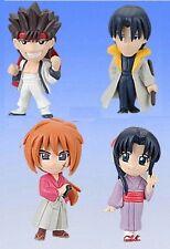 Bandai Rurouni Kenshin Himura Kenshin  Kenshin Real Works Gashapon 4 Figure