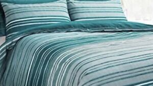 Double Duvet Cover & 2 Pillowcases. 50% Cotton 50% Polyester New