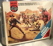 Airfix Figures - American Cowboys