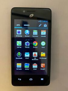 Huawei Ascend Plus H881C 4GB Black Net10 Tracfone Smartphone - Read Description