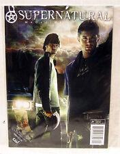 2012 SUPERNATURAL Magazine #33-Season Finale/Misha-100 pg Special-Variant Cover!