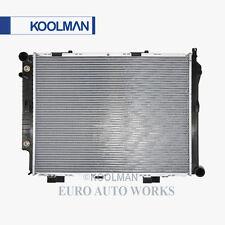 Mercedes-Benz Radiator OEM Quality Koolman 2105007103
