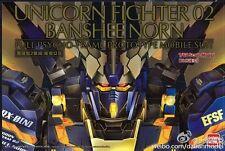 1/60 PG Unicorn Fighter 02 Banshee Norn Full Psycho-Frame + Gundam Model +Base