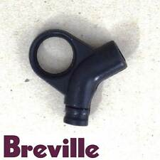 GENUINE BREVILLE COFFEE MACHINE FINGER GRIP FROTHER WAND PART BES820/113