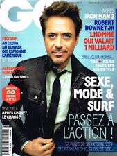 Monthly August GQ Magazines