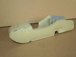 242P Polistil MS110 Italy Pannier D'Original For BMW R75 Side Car 1:14
