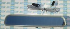 "1969-1972 Chevrolet Chevelle Impala El Camino, 12"" Rear View Mirror with Light"