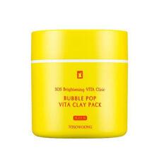 [TOSOWOONG] SOS Brightening VITA Clinic Bubble Pop Vita Clay Pack 50g