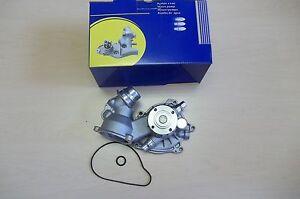 New Bmw 550i 750i 750LI X5 650I  Water Pump V8  NEW With Metal Pulley