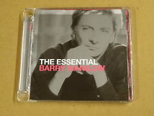 2-CD / BARRY MANILOW – THE ESSENTIAL BARRY MANILOW