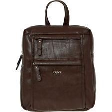 Gabor Ute City Backpack Shoulder Bag Ladies 27cm (braun)