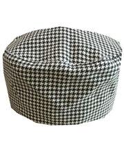 Unisex Adjustable Beanie Cap, chef hat, kitchen chef skull cap, chef cooking hat