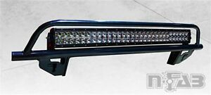 N-FAB O.R. Light Bar Multi-Mount System Textured Black For 16-17 Toyota Tacoma