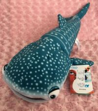Plush Destiny USA Disney Store Whale Shark Finding Dory Authentic Medium 22 Inch