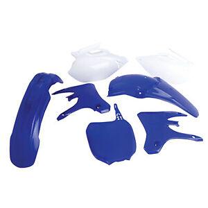 Polisport Complete Replica Plastic Kit YZ Blue for Yamaha