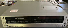 vintage toshiba beta hi-fi afm stereo 117ch (v-s44c)
