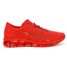 ASICS Men's Gel-Quantum 360 5 Classic Red Sportstyle Shoes 1021A113.600 NEW