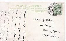 Genealogy Postcard - Family History - Wilson or Hilson? - Ardrossan   A1650