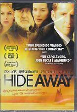 Dvd **HIDE AWAY** nuovo 2011
