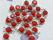 Cuentas redondas 7 mm para joyería artesanal