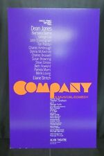 """Company Musical Comedy Theater Broadway Window Card Poster 14"""" x 22"""""""